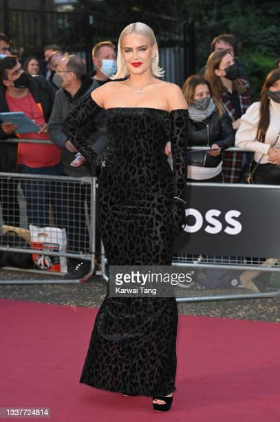 Anne-Marie attends the GQ Men Of The Year Awards 2021 at Tate Modern on September 01, 2021 in London, England.