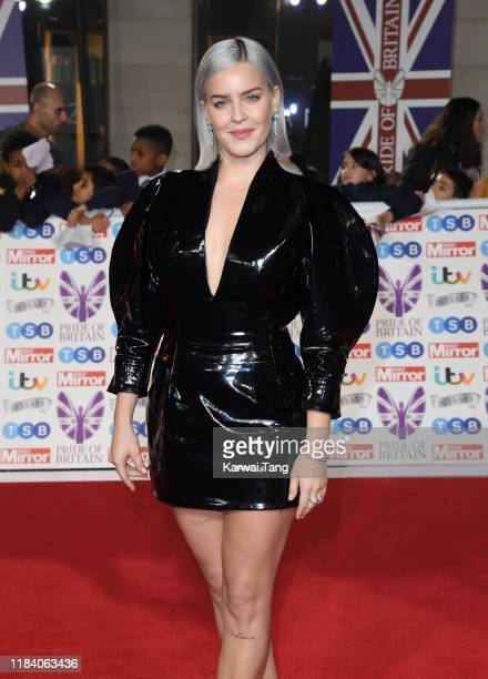 AnneMarie attends the Pride Of Britain Awards 2019 at The Grosvenor House Hotel on October 28 2019 in London England