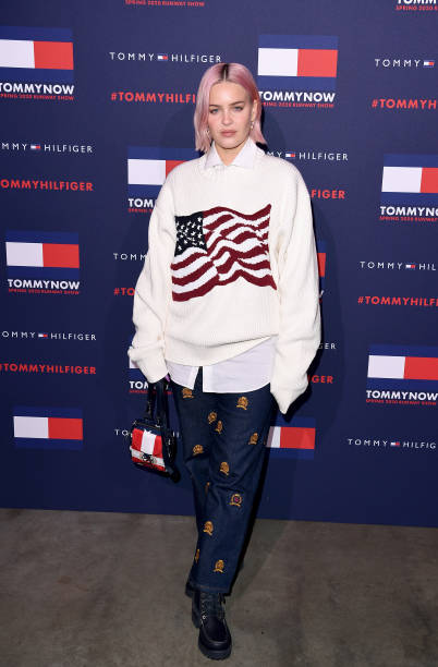GBR: TommyNow - Arrivals - LFW February 2020