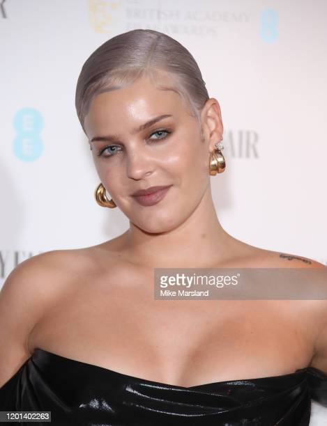 AnneMarie attends the Vanity Fair EE Rising Star BAFTAs Pre Party at The Standard on January 22 2020 in London England
