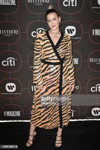 AnneMarie attends the Warner Music Group PreGrammy Celebration at Nomad Hotel Los Angeles on February 7 2019 in Los Angeles California