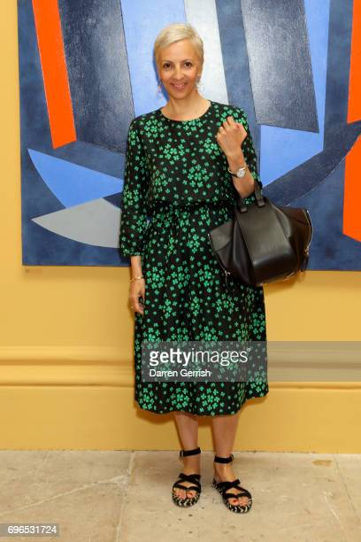 AnneMarie Curtis attends the Roksanda handbag celebration breakfast at the Royal Academy of Arts on June 16 2017 in London England
