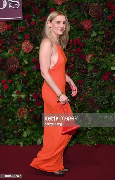 AnneMarie Duff attends the 65th Evening Standard Theatre Awards at London Coliseum on November 24 2019 in London England