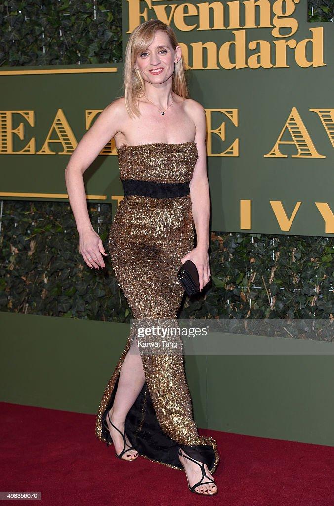 Evening Standard Theatre Awards - Red Carpet Arrivals : News Photo