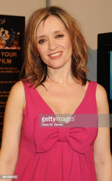 AnneMarie Duff attends the London Evening Standard British Film Awards 2010 at The London Film Museum on February 8 2010 in London England