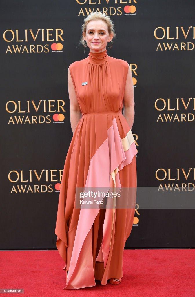 The Olivier Awards With Mastercard - Red Carpet Arrivals : Fotografia de notícias