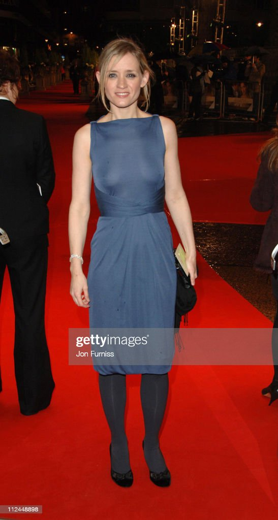"""Becoming Jane"" London Premiere - Inside Arrivals : News Photo"