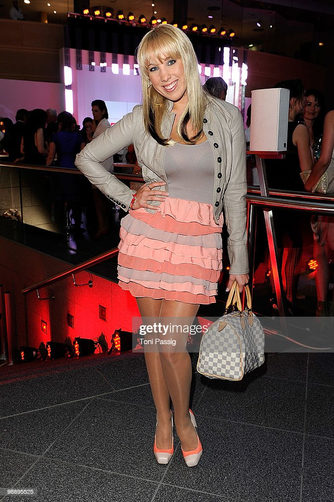 Annemarie Eilfeld attends the 'OK! Style Award 2010' at the British Embassy on May 6, 2010 in Berlin, Germany.