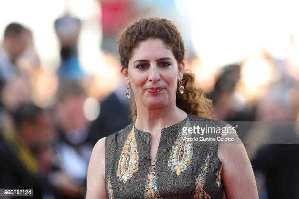 Annemarie Jacir attends the Closing Ceremony screening of 'The Man Who Killed Don Quixote' during the 71st annual Cannes Film Festival at Palais des...
