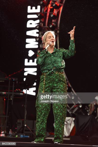 AnneMarie performs at Fusion Festival on September 3 2017 in Liverpool England