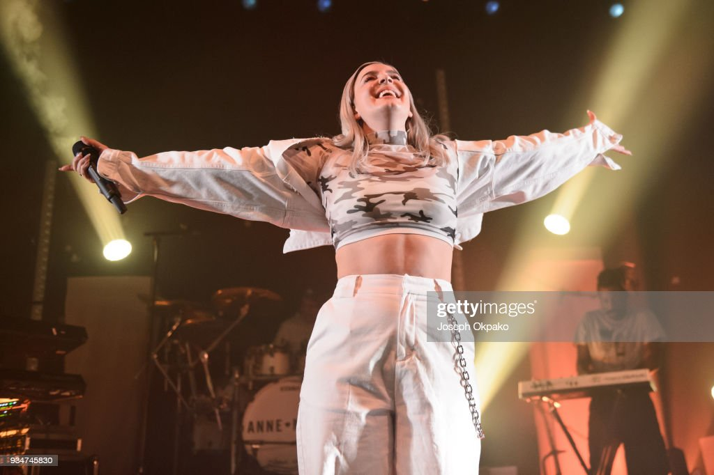 Anne-Marie Performs At The O2 Institute Birmingham