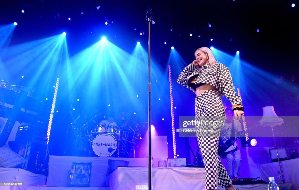 Anne-Marie Performs At O2 Ritz Manchester