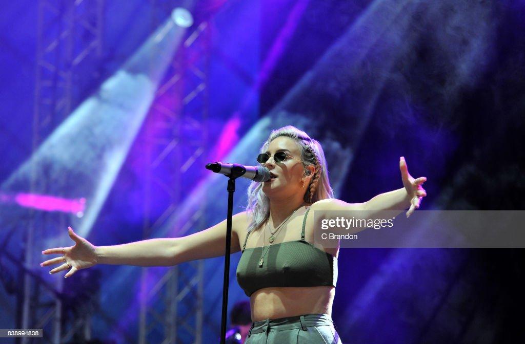 Reading Festival - Day 1 : News Photo