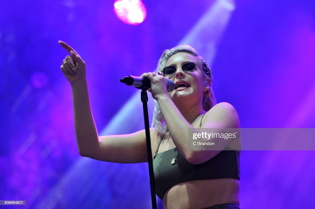 Reading Festival - Day 1 : News Photo