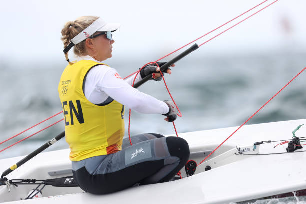 JPN: Sailing - Olympics: Day 7
