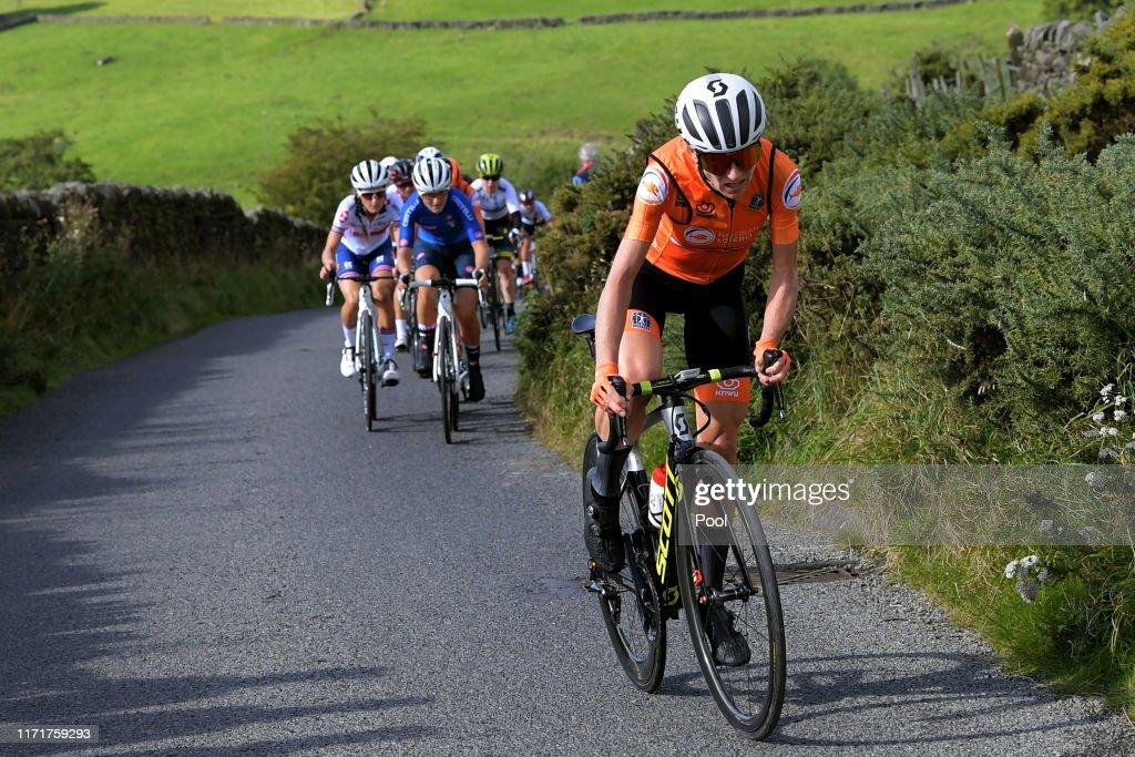 92nd UCI Road World Championships 2019 - Women Elite Road Race : Photo d'actualité