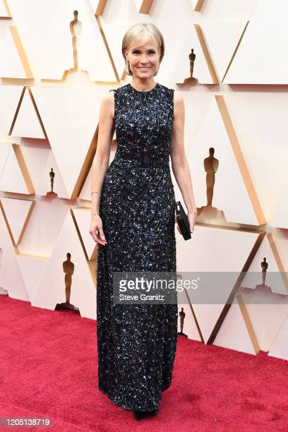 Annenberg School for Communication and Journalism dean Willow Bay attends the 92nd Annual Academy Awards at Hollywood and Highland on February 09...