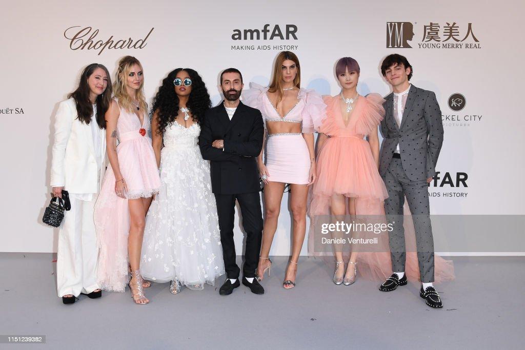 amfAR Cannes Gala 2019 - Arrivals : News Photo