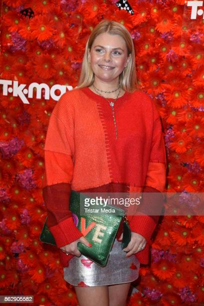 AnneSophie Briest attends the TK Maxx 10th anniversary celebration on October 18 2017 in Berlin Germany