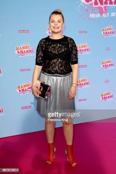 AnneSophie Briest during the premiere of the film 'Hanni Nanni Mehr als beste Freunde' at Kino in der Kulturbrauerei on May 14 2017 in Berlin Germany