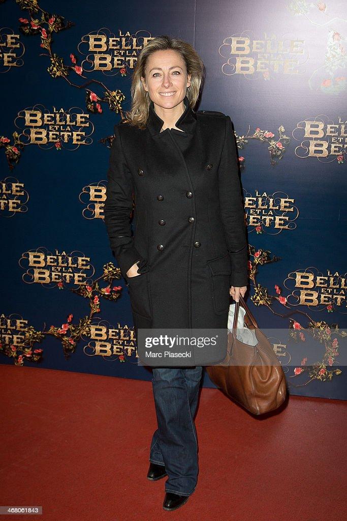 'La Belle Et La Bete' Paris Premiere At Gaumont Opera