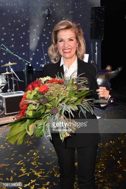 AnneSophie Mutter during the BZ Kulturpreis 2019 at Volksbuehne on January 29 2019 in Berlin Germany