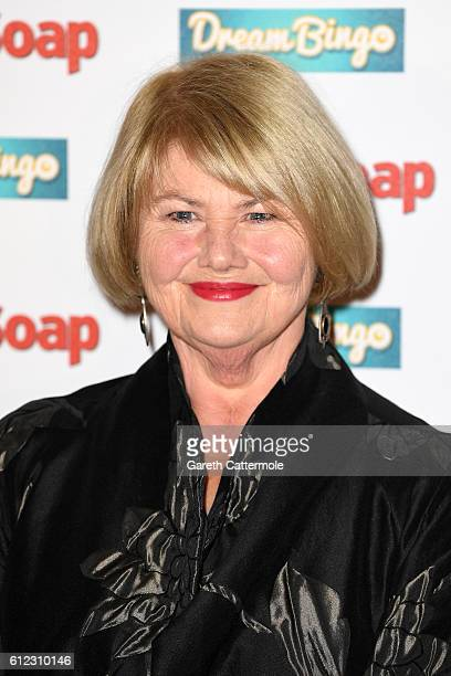 Annette Badland attends the Inside Soap Awards at The Hippodrome on October 3 2016 in London England