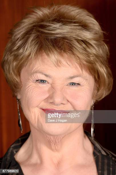 Annette Badland attends the UK premiere of 'The Man Who Invented Christmas' at Curzon Cinema Mayfair on November 23 2017 in London England