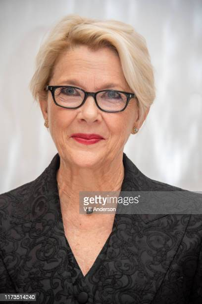 Annette Bening at The Report Press Conference at the Fairmont Royal York on September 08 2019 in Toronto Canada