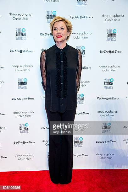 Annette Bening attends the 26th Annual Gotham Independent Film Awards at Cipriani Wall Street on November 28 2016 in New York City