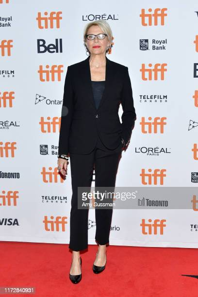 Annette Bening attends the Hope Gap premiere during the 2019 Toronto International Film Festival at Princess of Wales Theatre on September 06 2019 in...