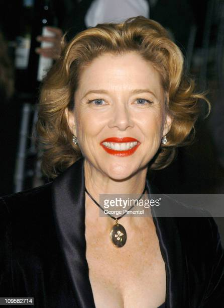 Annette Bening during 2004 Toronto International Film Festival 'Being Julia' Opening Night PreParty at Roy Thompson Hall in Toronto Ontario Canada