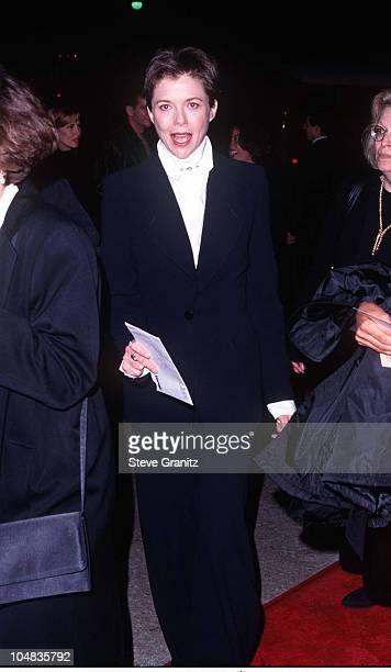 Annette Bening during 'Beautiful Girls' Los Angeles Premiere at Cineplex Odeon Century Plaza Cinema in Century City California United States