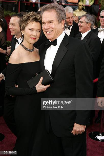 Annette Bening nominee Best Actress in a Leading Role for Being Julia and Warren Beatty