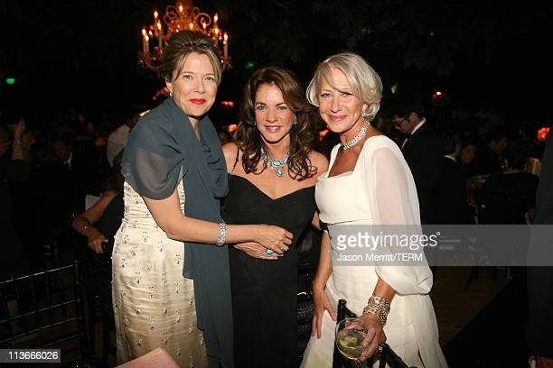 Annette Bening Stockard Channing and Helen Mirren