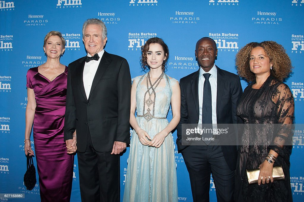 Santa Barbara International Film Festival Honors Warren Beatty With 11th Annual Kirk Douglas Award For Excellence In Film : News Photo