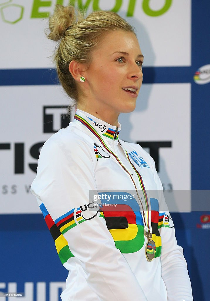 UCI Track Cycling World Championships - Day Five : News Photo