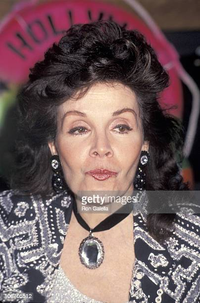 Annette Funicello during Party for Annette Funicello's Star On The Walk of Fame Boxed Musical Anthology at Hollywood Yacht Club in Hollywood...
