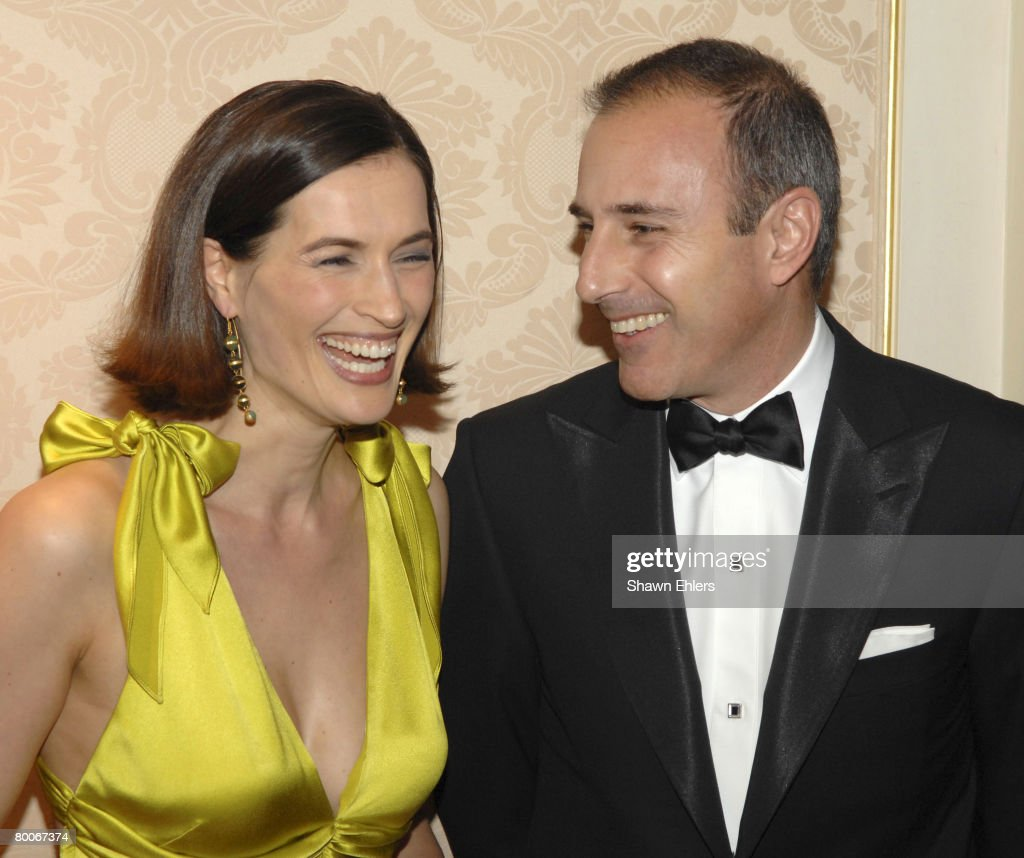 The Museum of Modern Image Honors Matt Lauer and Debra L. Lee : News Photo