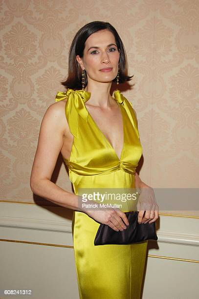 Annette Lauer attends MUSEUM OF THE MOVING IMAGE honors MATT LAUER and DEBRA L LEE at St Regis Hotel NYC on April 26 2007