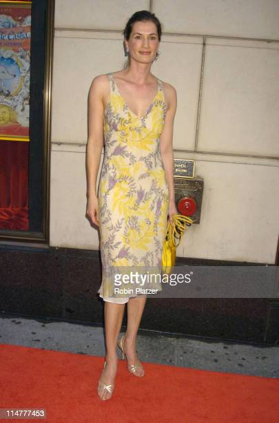 Annette Lauer during Lotsa de Casha by Madonna Book Launch Party at BergdorfGoodman in New York June 7 2005 Outside Arrivals at BergdorfGoodman in...