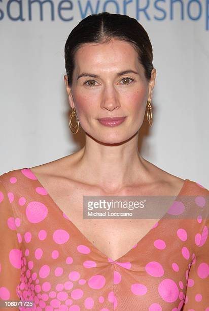 Annette Lauer during Matt Lauer and Elmo Host Sesame Workshop's 4th Annual Benefit Gala at Cipriani 42nd Street in New York City New York United...