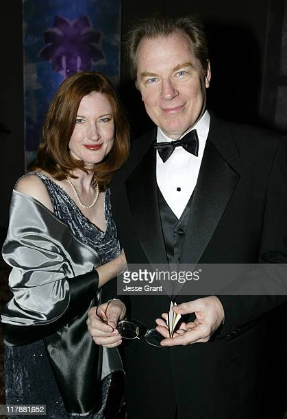 Annette O'toole and Michael McKean during Palm Springs International Film Festival 2004 Awards Gala at Palm Springs Convention Center in Palm Springs...