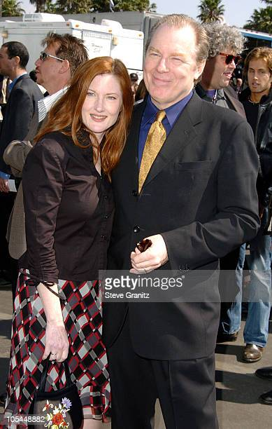 Annette O'Toole and Michael McKean during The 20th Annual IFP Independent Spirit Awards - Arrivals in Santa Monica, California, United States.