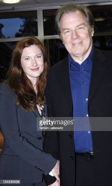 Annette O'Toole and Michael McKean during The Times BFI London Film Festival For Your Consideration Premiere at Odeon West End in London Great Britain