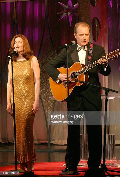 Annette O'Toole and Michael McKean *Exclusive*