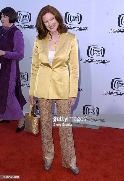 Annette O'Toole during 2nd Annual TV Land Awards - Arrivals at The Hollywood Palladium in Hollywood, California, United States.