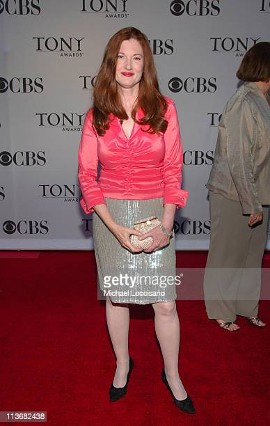 Annette O'Toole during 60th Annual Tony Awards Arrivals at Radio City Music Hall in New York City New York United States
