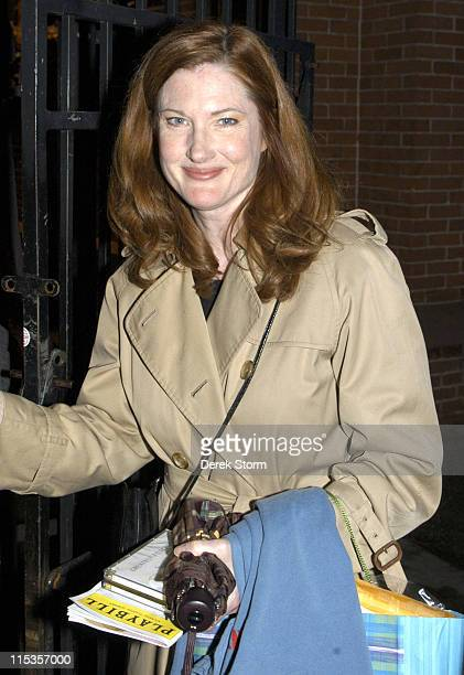 Annette O'Toole during A Second Hand Memory OffBroadway Opening Night at Atlantic Theater Comany in New York City New York United States