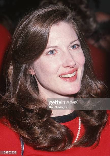 Annette O'Toole during ABC Winter Press Tour January 7 1990 at Registry Hotel in New York City New York United States